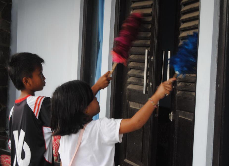 """Edukasi Budaya Luhur Nusantara """"Gotong Royong dan Kerja ..."""