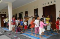 Edukasi Total Success Bagi Anak dan Remaja di Rumah Pelindungan Anak Yayasan Aulia